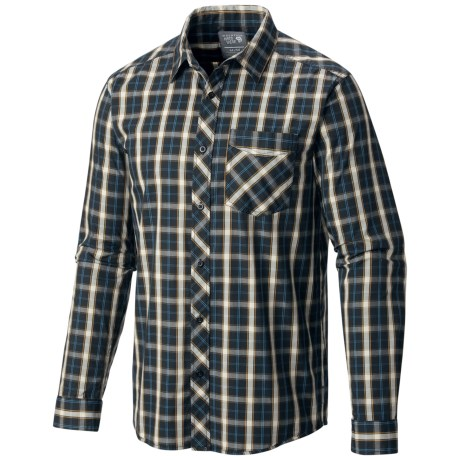 Mountain Hardwear Merlane Shirt - Long Sleeve (For Men)