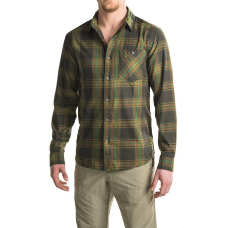 Mountain Hardwear Franklin Shirt - Long Sleeve (For Men)
