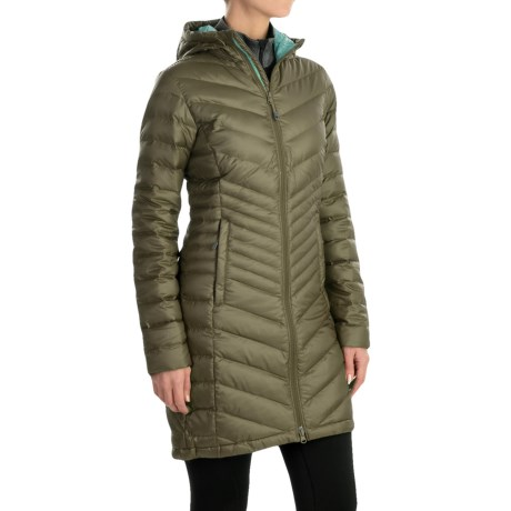 Mountain Hardwear Nitrous Hooded Down Parka - 800 Fill Power (For Women)
