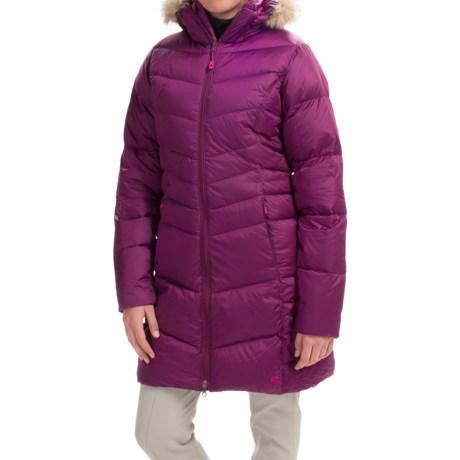 Mountain Hardwear Downtown Q.Shield® Down Coat - 650 Fill Power (For Women)