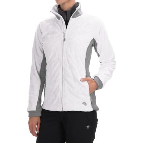 Mountain Hardwear Pyxis Stretch Fleece Jacket (For Women)