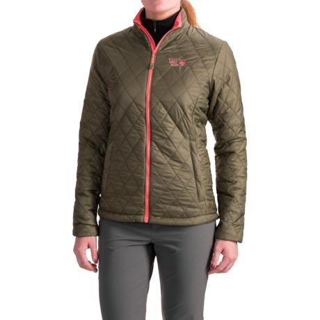Mountain Hardwear Thermostatic Jacket - Insulated (For Women)