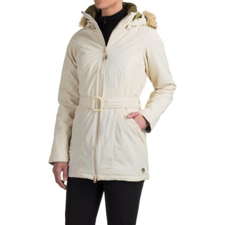 Mountain Hardwear Potrero Parka - Insulated (For Women)