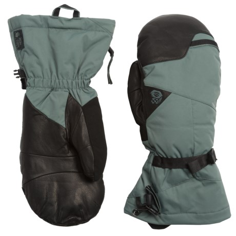 Mountain Hardwear Jalapeno OutDry® Mittens - Waterproof, Insulated (For Men and Women)