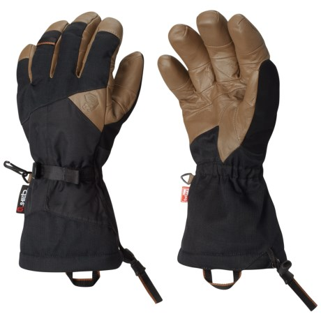 Mountain Hardwear Jalapeno Outdry® Gloves - Waterproof, Insulated (For Men and Women)
