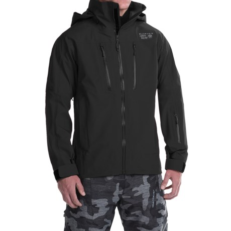 Mountain Hardwear Tenacity Pro Dry.Q® Elite Ski Jacket - Waterproof (For Men)