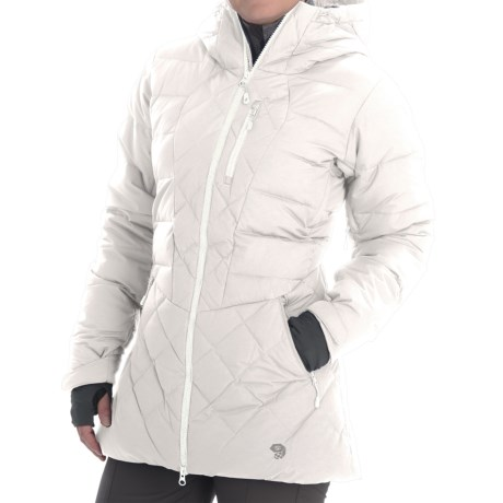 Mountain Hardwear Downhill Q.Shield® Down Parka - 700 Fill Power (For Women)