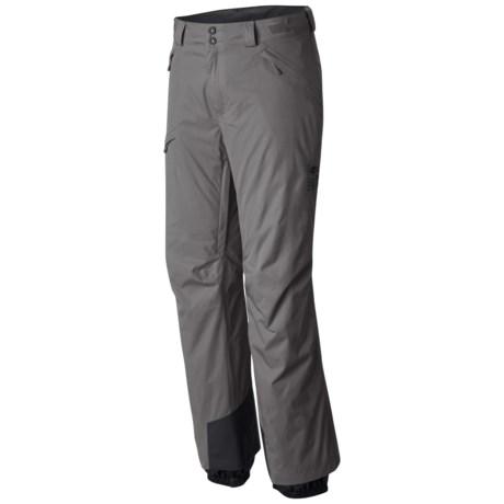 Mountain Hardwear Returnia Dry.Q® Core Ski Pants - Waterproof, Insulated (For Men)
