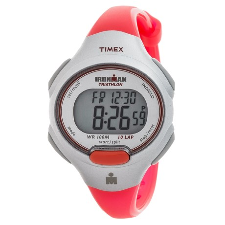 Timex IRONMAN® Essential 10 Mid-Size Sports Watch (For Women)
