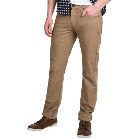 Agave Denim Rocker Wolf Twill Classic Taper Jeans (For Men)