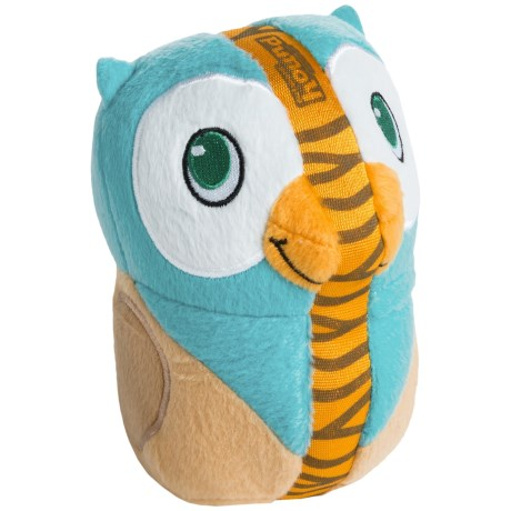 Outward Hound Tiger Seamz Owl Dog Toy - Small