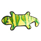 Outward Hound Invincibles Gecko Dog Toy - 4 Squeakers