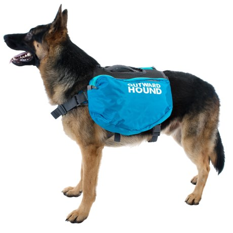Outward Hound Quick-Release Dog Pack - Extra Large