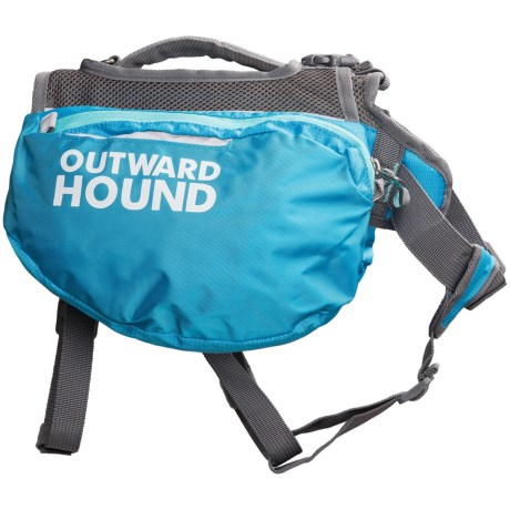 Outward Hound Quick-Release Dog Pack - Medium