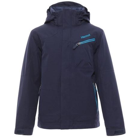 Marmot Freerider MemBrain® Ski Jacket - Waterproof (For Little and Big Boys)