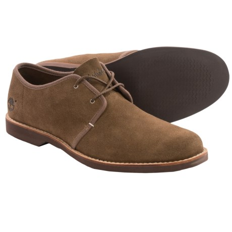 Timberland Earthkeepers Stormbuck Lite Suede Oxford Shoes (For Men)