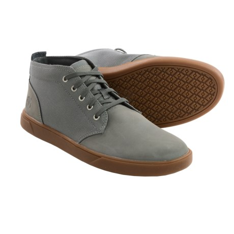 Timberland Groveton Mid Sneakers - Leather (For Men)