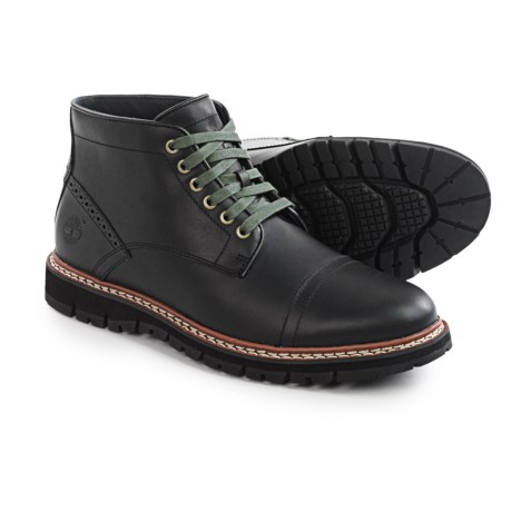 Timberland Britton Hill Chukka Boots - Leather (For Men)