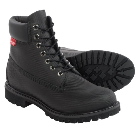"""Timberland Premium Leather Boots - Waterproof, Insulated, 6"""" (For Men)"""