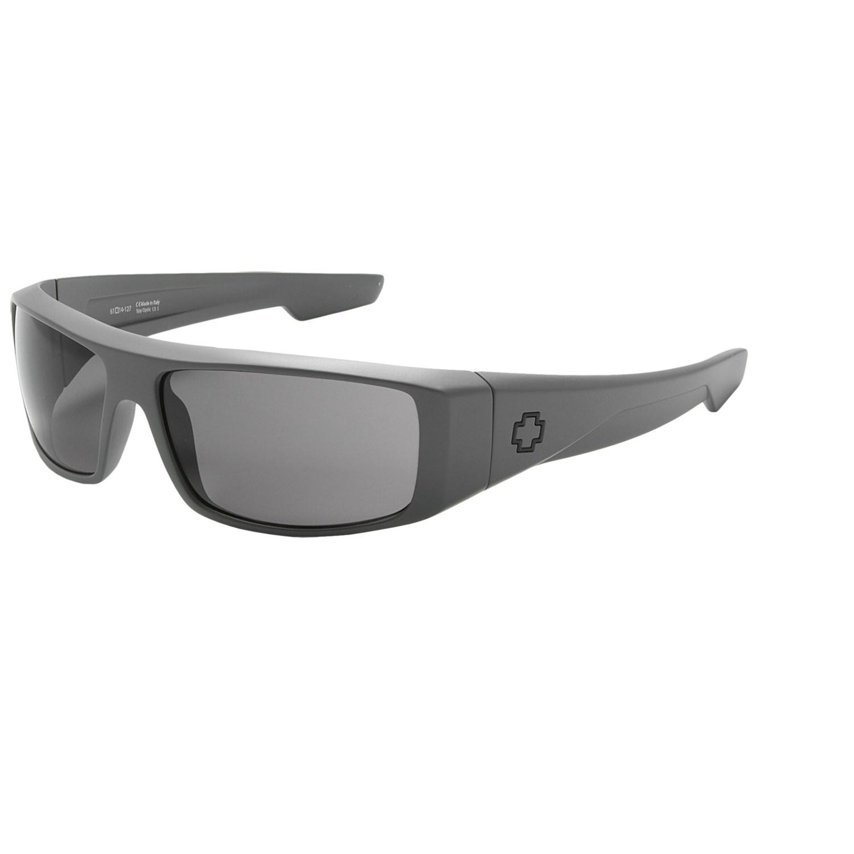ed9431c37c Spy Logan Sunglasses Review