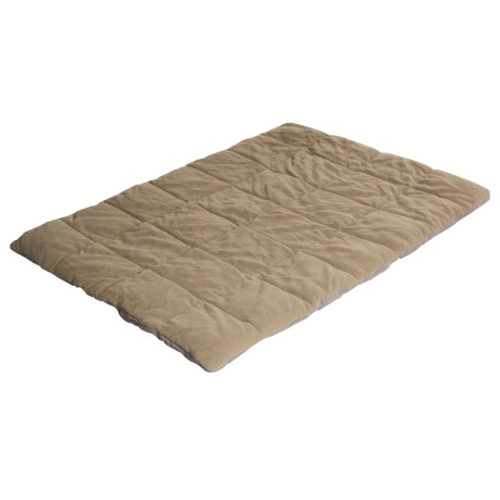 "ABO Gear Pet Pacsac Quilted Dog Bed - 48x36"" Rectangular"