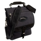 Australian Bag Outfitters Yakka Messenger Bag - Canvas and Leather