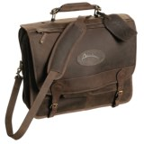 Australian Bag Outfitters Cobber Messenger Bag - Leather