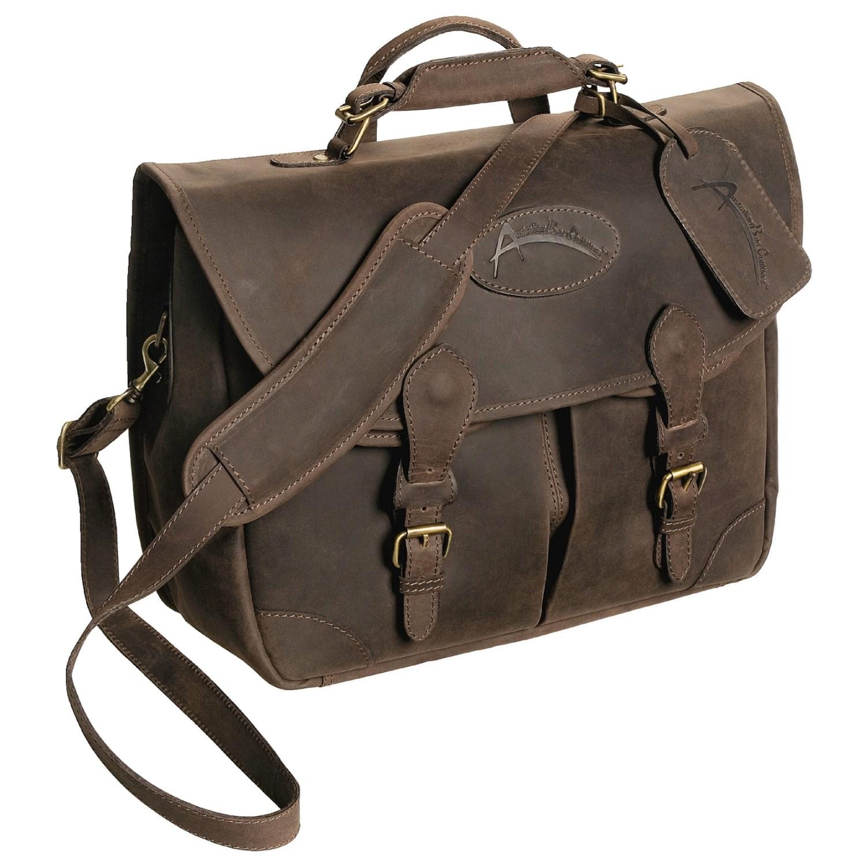 Australian Bag Outfitters Bushman Business Bag