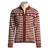 Dale of Norway Fana Cardigan Sweater - Wool (For Women)