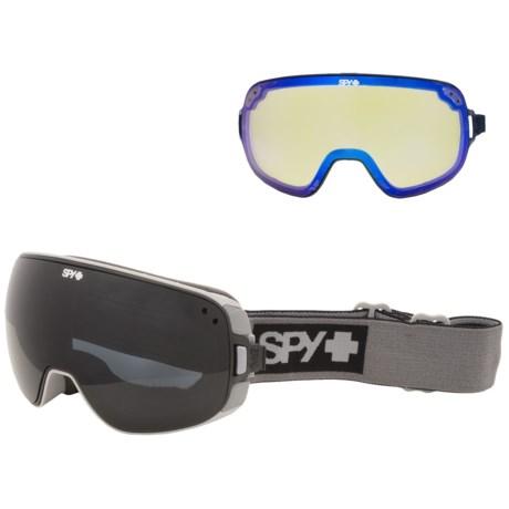Spy Optics Bravo Ski Goggles - Extra Lens