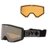 Spy Optics Ace Ski Goggles - Quick Draw Lens Change
