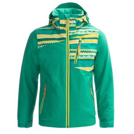 Marmot Free Skier Ski Jacket - Waterproof, Insulated (For Little and Big Girls)