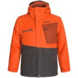 Marmot Space Walk MemBrain® Ski Jacket - Waterproof, Insulated (For Little and Big Boys)