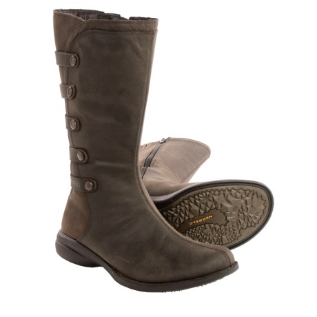 Merrell Captiva Launch 2 Boots - Waterproof, Leather (For Women)