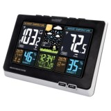 La Crosse Technology Wireless Color Weather Forecast Station