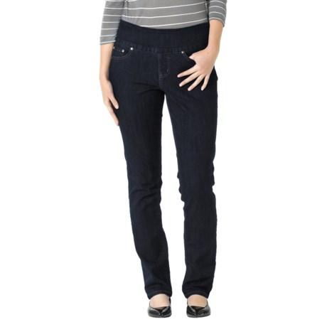 JAG Malia Slim Leg Jeans - Pull On (For Women)