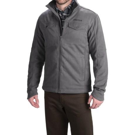 Marmot Hawkins Fleece Jacket - Full Zip (For Men)