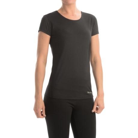 Marmot Essential Shirt - UPF 25+, Short Sleeve (For Women)