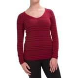 Marmot Julia V-Neck Shirt - UPF 30, Long Sleeve (For Women)