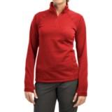 Outdoor Research Vanquish Fleece Shirt - Zip Neck, Long Sleeve (For Women)