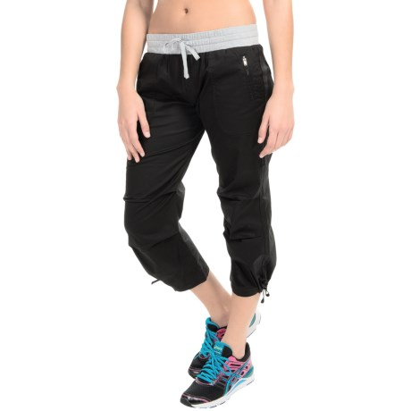 Lorna Jane Flashdance 3/4 Pants (For Women)