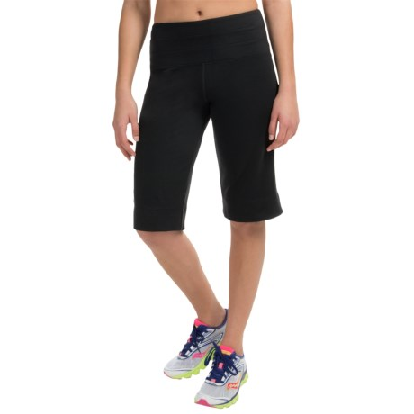 Lorna Jane Live Core Support 3/4 Capris (For Women)