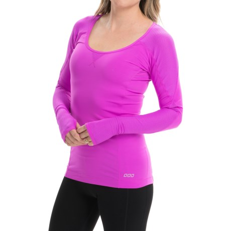 Lorna Jane Sansa Excel Shirt - Long Sleeve (For Women)