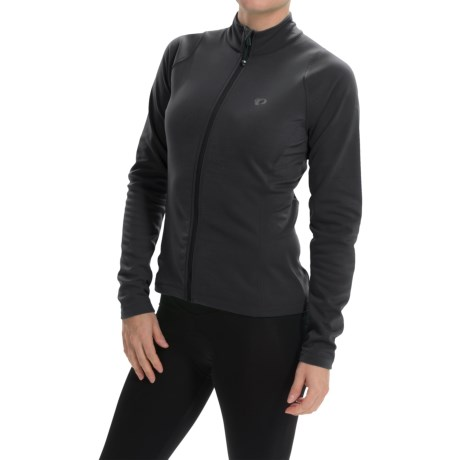 Pearl Izumi SELECT Thermal Cycling Jersey - Full Zip, Long Sleeve (For Women)