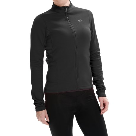 Pearl Izumi SELECT Sugar Thermal Cycling Jersey - Long Sleeve (For Women)