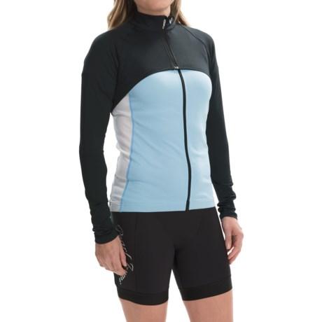 Pearl Izumi Symphony Shrug Shirt - UPF 50, Full Zip, Long Sleeve (For Women)