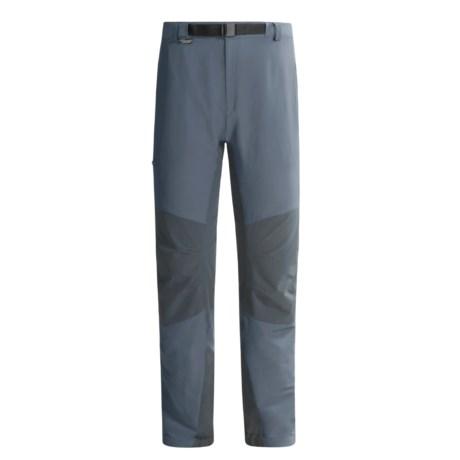 Mammut Courmayeur Pants - Soft Shell (For Men)