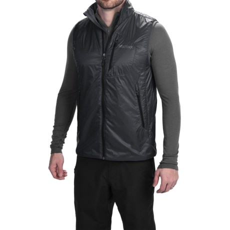 Marmot Isotherm Polartec® Alpha® Vest - Insulated (For Men)