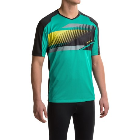 Pearl Izumi Launch Cycling Jersey - Short Sleeve (For Men)