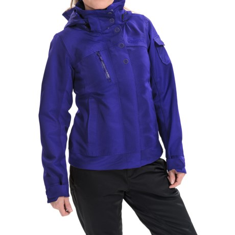 Marmot Diva Ski Jacket - Waterproof, Insulated (For Women)